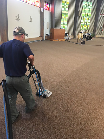 Carpet Cleaning South Jersey