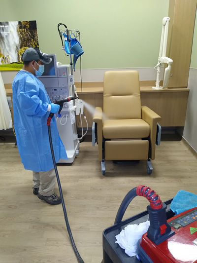 Marlton NJ Commercial Disinfecting Service