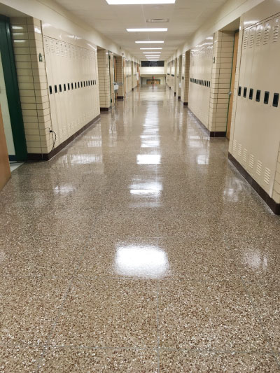 Philadelphia Floor Stripping & Waxing