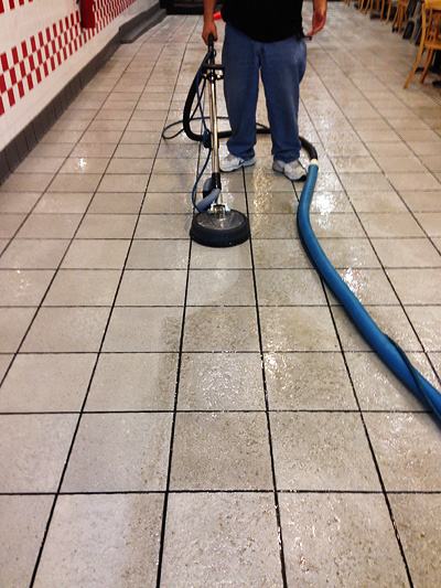Philadelphia Tile Cleaning