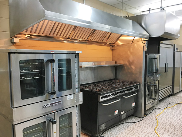 South Jersey Commercial Kitchen Cleaning